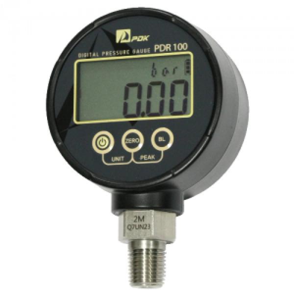 PDR100 Digital Pressure Gauge [0.5 %]